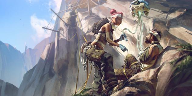 Apex Legends: Навыки персонажей, влияющие на тактику