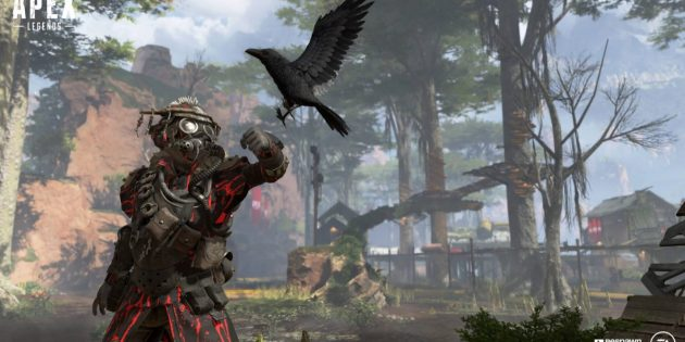 Apex Legends: Сцена из игры