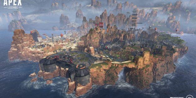 Apex Legends: Продуманный дизайн карты