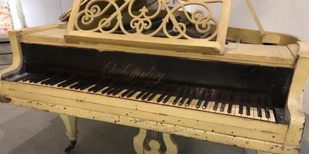 авито бизнес: Раритеный рояль
