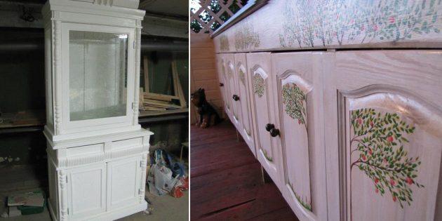 Реставрация мебели с Avito: я поняла, что мне нравится идея возрождения старых вещей