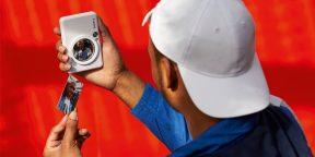 Штука дня: компактная камера Canon, которая сама печатает фотографии