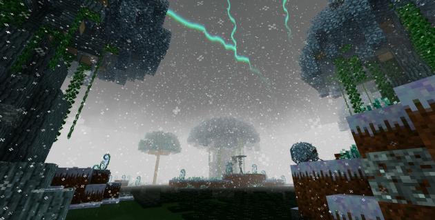 Моды Minecraft: The Betweenlands