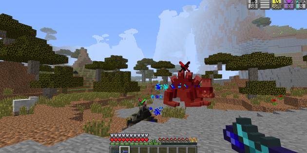 Моды Minecraft: Advent of Ascension