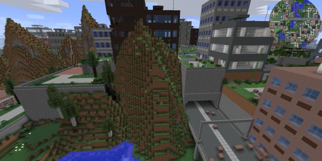 Моды Minecraft: The Lost Cities