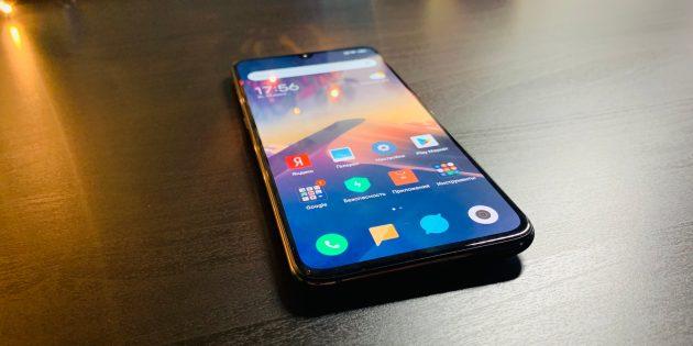 Обзор Xiaomi Mi 9: экран