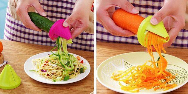 Тёрка для овощей