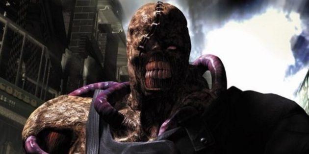 Немезида — Resident Evil 3