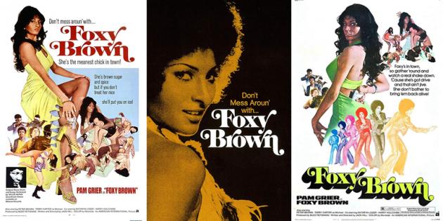 Фильмы о сильных женщинах: Фокси Браун