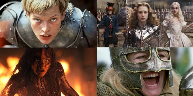 Фильмы о сильных женщинах: Почему мы говорим о сильных женщинах