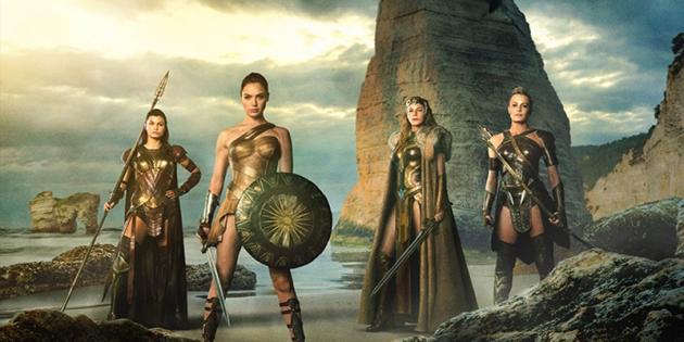 Фильмы о сильных женщинах: «Чудо-женщина»
