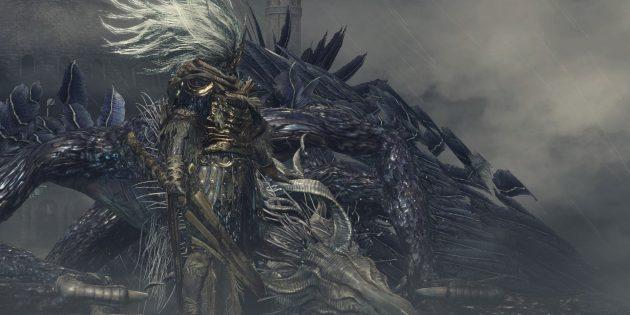 Безымянный Король — Dark Souls 3