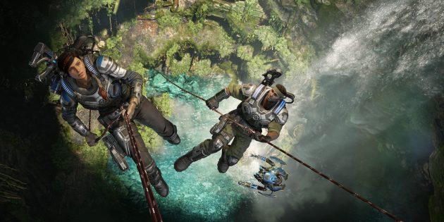 Gears 5: каким будет геймплей Gears 5