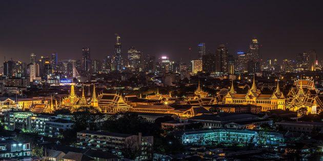 Куда поехать в апреле: Бангкок, Таиланд