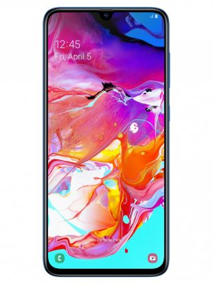Samsung Galaxy A70: новинка с огромным экраном и батареей на 4500 мА·ч