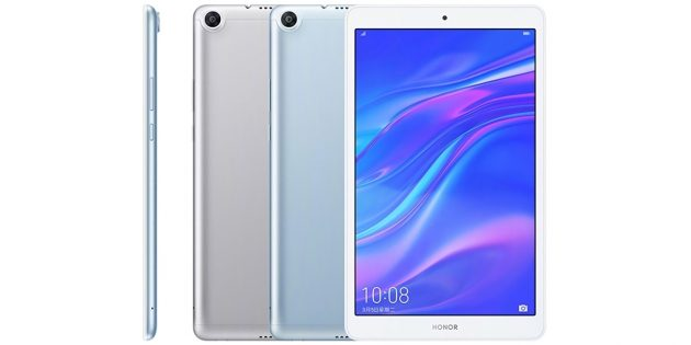 Huawei introduced the Honor Tab 5 - an inexpensive tablet