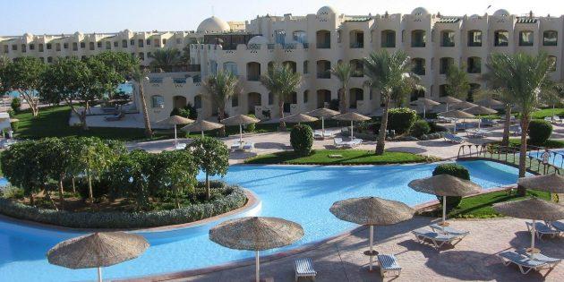 Куда поехать в апреле: Хургада, Египет