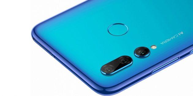 Huawei P smart 2021 стал самым доступным смартфоном компании с тройной камерой
