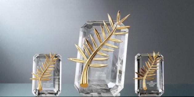 «Золотая пальмовая ветвь» Каннского кинофестиваля