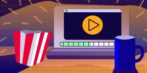 Как смотреть фильмы и сериалы через торренты, не дожидаясь загрузки