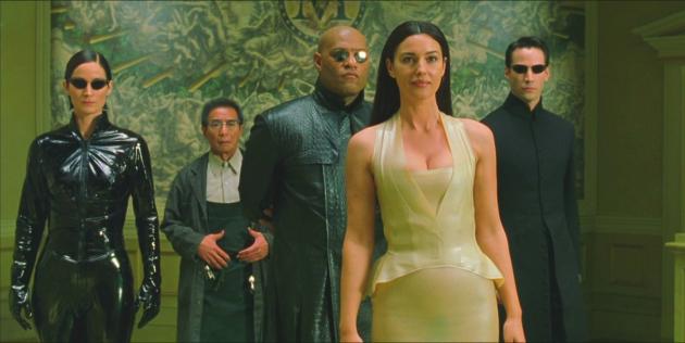 Все части «Матрицы» — хиты кинопроката: идея трилогии