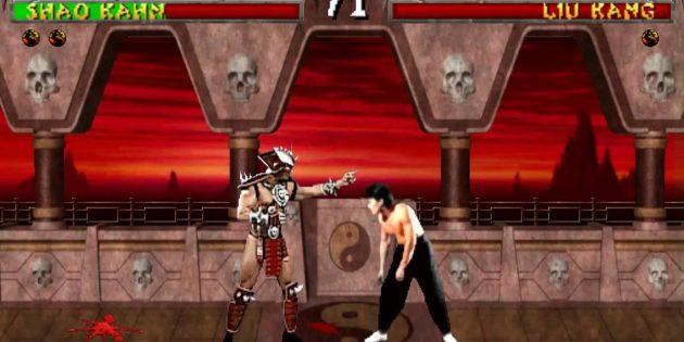 Шао Кан — Mortal Kombat 2