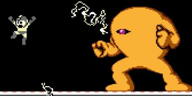 Жёлтый Демон — Mega Man