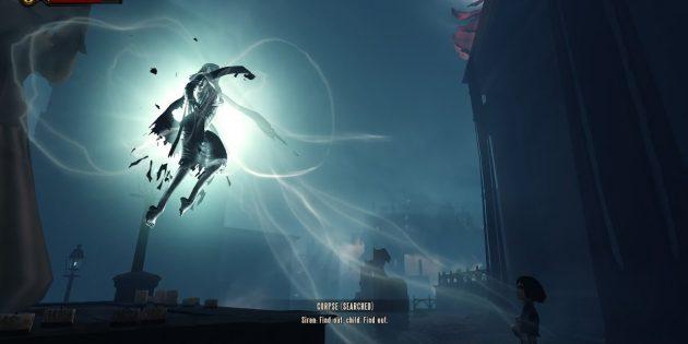 Призрак Леди Комсток —BioShock Infinite