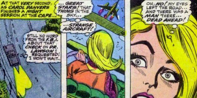 Для тех, кто ждёт выход фильма «Капитан Марвел»: как появилась Мисс Марвел — женская версия героя
