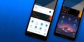 Bottom Quick Settings — настраиваемая шторка Android, раскрываемая снизу
