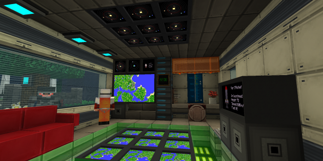 Моды Minecraft: Galacticraft