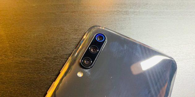 Обзор Xiaomi Mi 9: камера