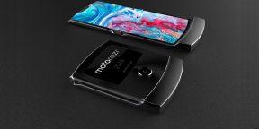 Motorola RAZR не станет флагманом и получит «урезанный» по функциям мини-экран