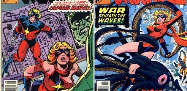 Для тех, кто ждёт выход фильма «Капитан Марвел»: О чём рассказывали комиксы про Мисс Марвел
