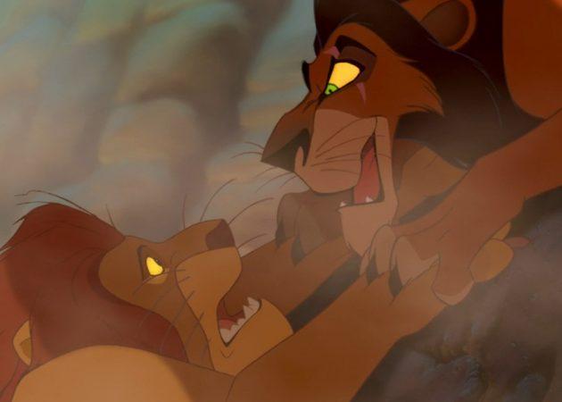 Мультфильм «Король Лев»