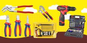 15 инструментов, которые должны быть в каждом доме