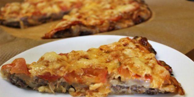 Включающие пельмени рецепты весьма разнообразны: пицца
