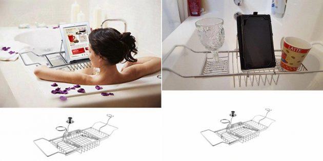 Полка для ванной