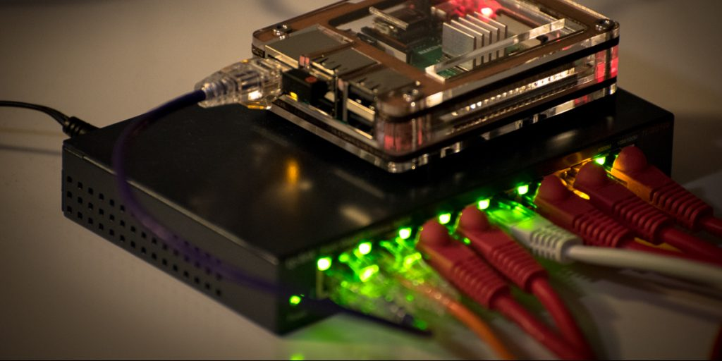 Raspberry Pi: Маршрутизатор