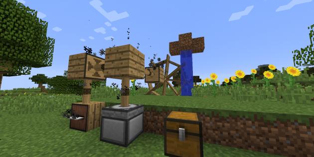 Моды Minecraft: Better Than Wolves