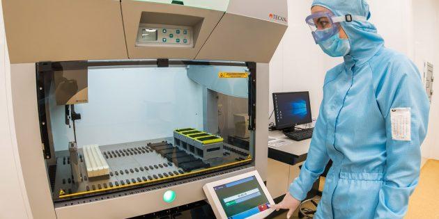 Идентификация личности и ДНК-тесты: наборы от «Ниармедик» целиком и полностью производятся в России, от синтеза всех составляющих до упаковки