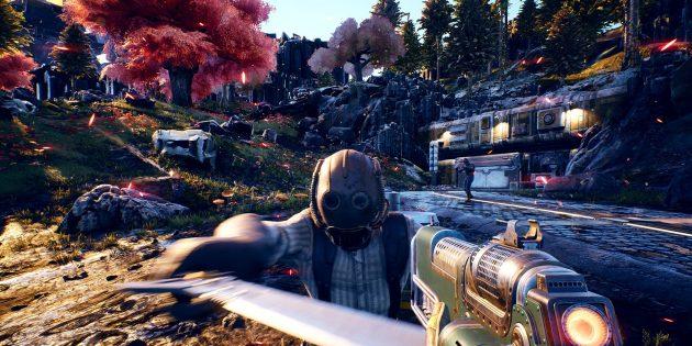 The Outer Worlds: каким будет геймплей