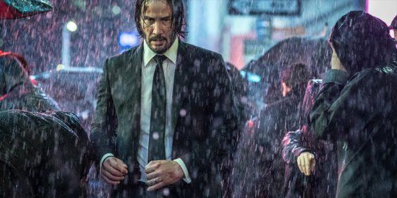 Вышел новый трейлер «Джона Уика 3»: Киану цитирует «Матрицу»