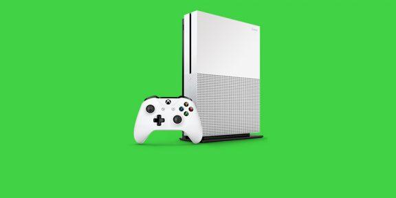 Microsoft выпустит доступную Xbox One S без дисковода