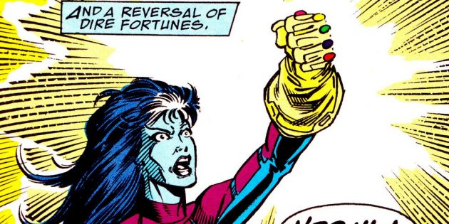 Танос объединится с Мстителями