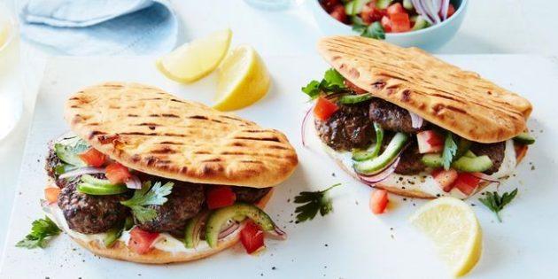 Как приготтовить кебаб