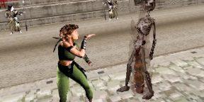 Видео дня: как мог бы выглядеть первый Mortal Kombat в 3D