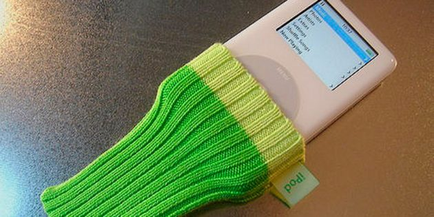 Чехлы iPod socks