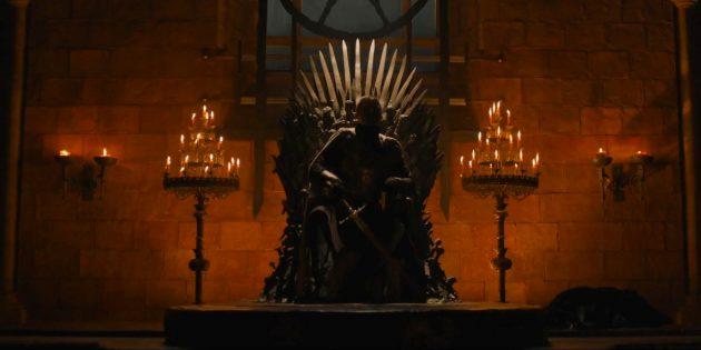 Опрос: кто займёт Железный трон в «Игрепрестолов»?