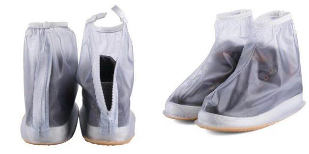 Чехлы для обуви на молнии